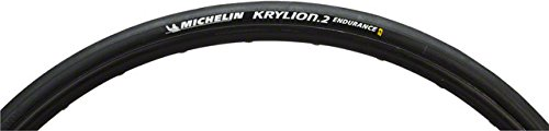 MICHELIN Krylion 2 Tire - Clincher Black, 700c x 23mm
