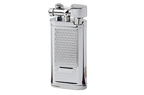 Tobacco Pipe Lighter With Tamper & Pick - All in One - Flint Stone Finger Free Design