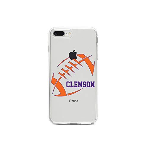 DistinctInk orange iphone 7 plus case 2019