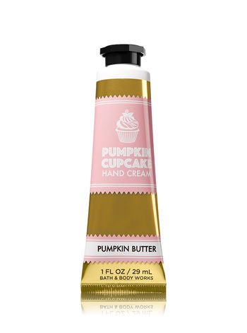 Bath & Body Works Shea Butter Hand Cream Pumpkin Cupcake (Cupcakes Pumpkin Spice)