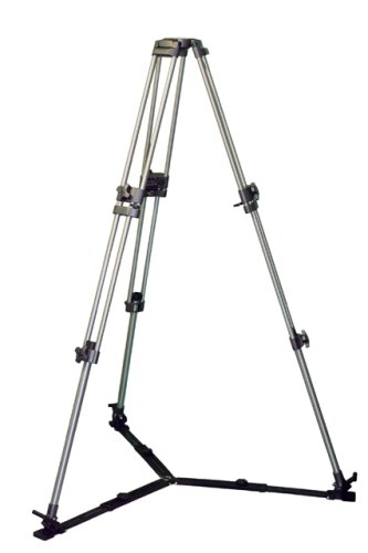VariZoom VZ-T100A Heavy Duty Aluminum Video/Tripod with 100mm Bowl and Carry Case by VariZoom