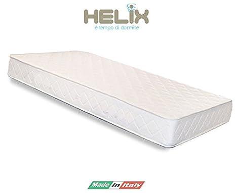 Helix - Colchón Fuera tamaño Tamaño Personalizada 85 x 185 Alteza 20 ortopédico Sanitario Muelles Bonell: Amazon.es: Hogar