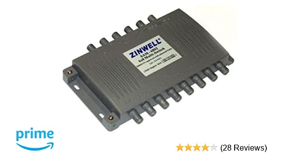 Direct Tv Internet Review >> Amazon Com Zinwell Direct Tv Wb68 Mutiswitch 6x8 Electronics