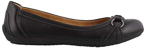 Comfortiva Women's, Maloree Slip on Flats Black 9 W