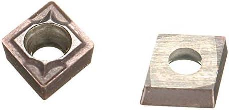 PIKA PIKA QIO 10pcs Carbide Insert Carbide Cutter Drehwerkzeug CCMT060204 NX2525 CCMT21.51 Drehwerkzeuge