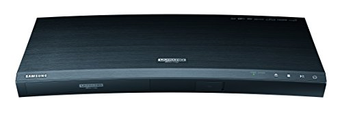 Samsung UBD-K8500/EN 3D Curved Blu-ray Player (UltraHD, WLAN, Smart TV, Multiroom) schwarz