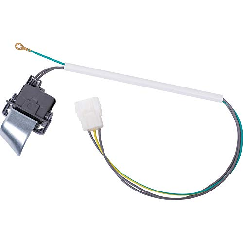Ultra Durable 3949238 Washer Lid Switch Replacement part by Blue Stars- Exact fit for Whirlpool & Kenmore Washer - Enhanced Durability with Metal Shield - Replaces AP3100001 PS350431