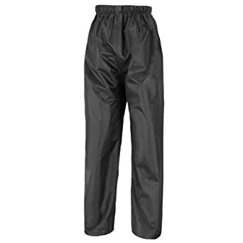 Result Mens Core Stormdri Rain Over Trousers/Pants