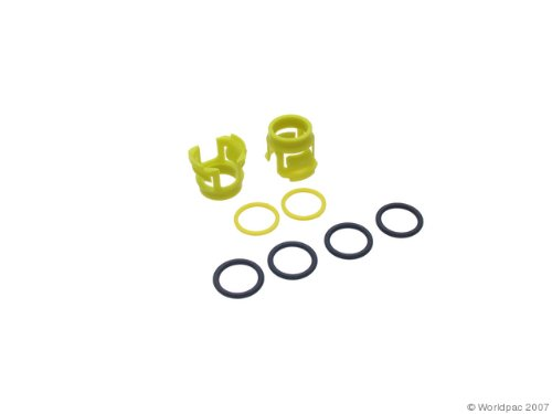 OES Genuine Heater Hose O-Ring Kit for select Volvo models (Genuine Heater Oes Volvo)