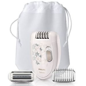 Philips Hp6423/00 Ladies Washable 2 Speed Satinelle Women Epilator Shaver New Great Gift Free Shipping Ship Worldwide