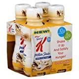 Kellogg's Special K Protein Shakes, French Vanilla, 4 ct For Sale