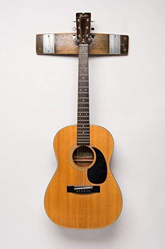 Napa Valley Wine Barrel Guitar Rack