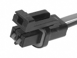Dorman 85105 2 Wire Black Engine Fan Socket Conduct Tite Electrical Sockets