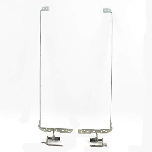 SODIAL Right & Left LCD Hinge Bracket Set for HP Pavilion DV7-6000 Dv7-6100 Dv7-6135dx Laptops 17.3 Inch