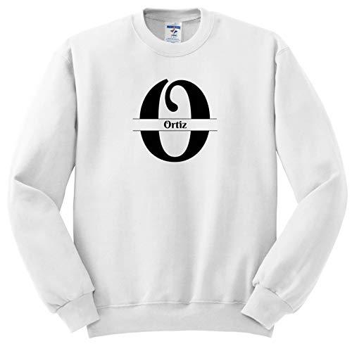 (BrooklynMeme Monograms - Bold Script Monogram O - Ortiz - Sweatshirts - Youth Sweatshirt XS(2-4) (ss_306522_9))