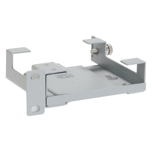 ALLIED TELESIS INC. 1 SLOT MEDIA CONVERTER RACK AND WALL-MOUNTING BRACKET AT-TRAY1 from Allied Telesis