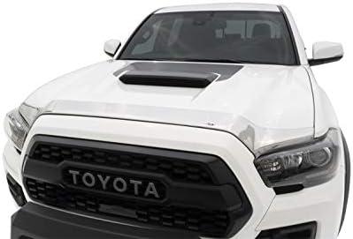 622079 AVS Chrome Aeroskin Acrylic Bug Shield for Toyota Tacoma 2016-2019