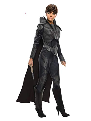 Secret Wishes Costume Superman Man Of Steel Faora, Multi-Colored, Small (Heroes Of The Storm Best Heroes)