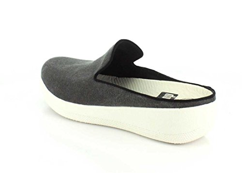 FitFlop Damen Superskate Slip-On Schwarz