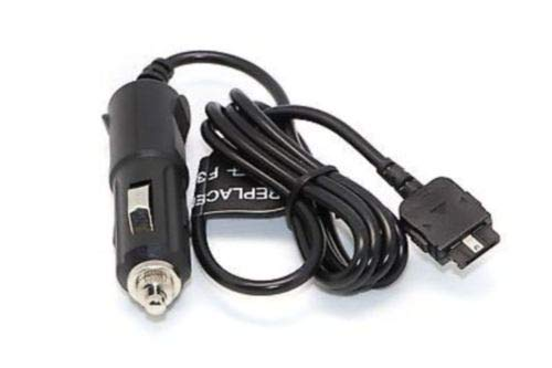 FidgetGear 12V Car Power Adapter Cord Cable Charger for Garmin GPS Garmin NUVI 660 670 680