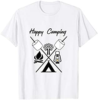 Best Gift Camping - Just Camping Friends We Are Like  Need Funny TShirt