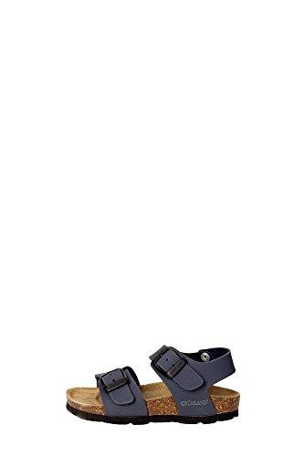 Grunland Luce mixte enfant, cuir lisse, sandales