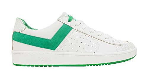 Pony Low Sneakers Pro 80, marshmellow/green, 45 EU
