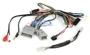 Axxess AX-ADGM03 ADBOX Aftermarket Stereo Installation Harness for Select 2000-Up GM Vehicles