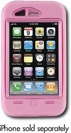 (Xentris Defender Series Skin Case for iPhone 3G)