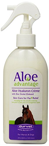 UPC 813049003174, Aloe Advantage Hyaluron Spray Crème with Zinc Oxide, 8-Ounce