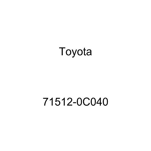 TOYOTA Genuine 71512-0C040 Seat Cushion Pad