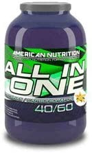 ALL IN ONE 40% Proteina 60% Carbohidratos aumento de ...