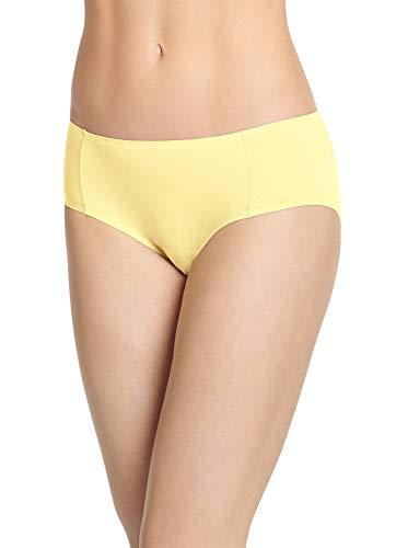 Jockey Women's Underwear Air Soft Touch Hipster, Crystal Yellow, L (Yellow Womens Underwear)