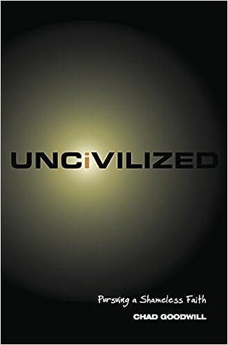 🍀 Scarica libri online per iPad Uncivilized: Pursuing a