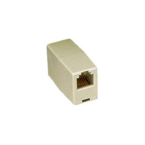 Icc Modular Coupler, Voice 6P6C, Pin 1-6 - Voice Modular Coupler