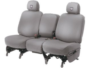 Mopar 82209800, Mist Gray, Front Seat Covers, 2 Pack