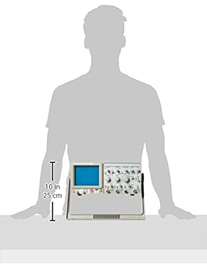 Promax OD-514B Double-Trace Analog Oscilloscope, 2 Channels, 40MHz