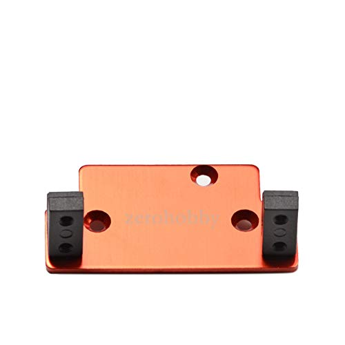 (HSP Redcat Racing Servo Plate with Servo Mount 18010 94180 Redcat Racing 1/10 Scale Crawler Pangolin Parts Accessories)