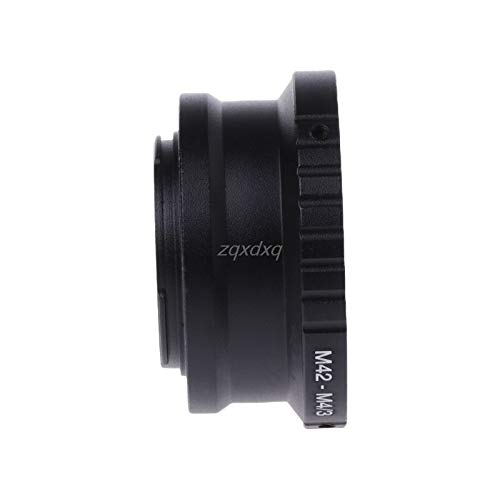M42 Lens to Micro 4//3 M4//3 Adapter Ring for Panasonic G1 GH1 for Olympus E-P1 EP-2 AUG/_26