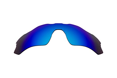 Best SEEK OPTICS Replacement Lenses Oakley RADAR EV PATH - Polarized Blue - Best Oakleys