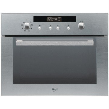 Whirlpool AMW 514 IX, Acero Inoxidable, 595 x 560 x 455 mm, 450 x ...