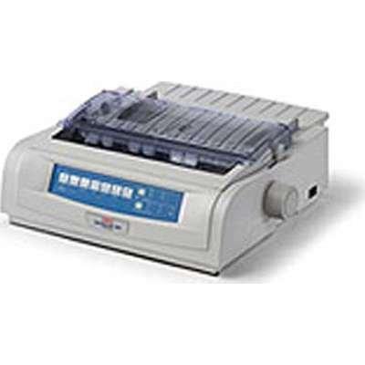 Oki Data - Oki Microline 490 Dot Matrix Printer - 475 Cps Mono - 240 X 216 Dpi - Parallel, Usb