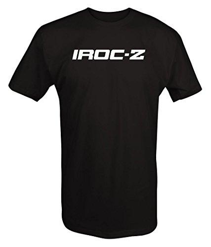 Camaro Iroc Z (Chevy IROC-Z Camaro Emblem T shirt -Medium)