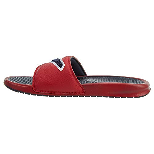 Chenille gym 001 Basses Multicolore Homme Red Nike dark Jdi white obsidian Sneakers Obsidian Benassi WZqnwWUAa