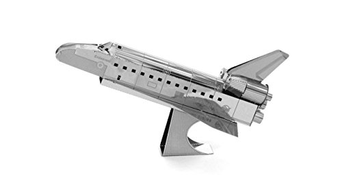 Fascinations Metal Earth Space Shuttle Atlantis 3D Metal Mod