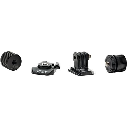 Action Video Adapter Kit From JOBY - A Variety of Solutions For The Mounting Needs Of Your GoPro or Other Action Camera