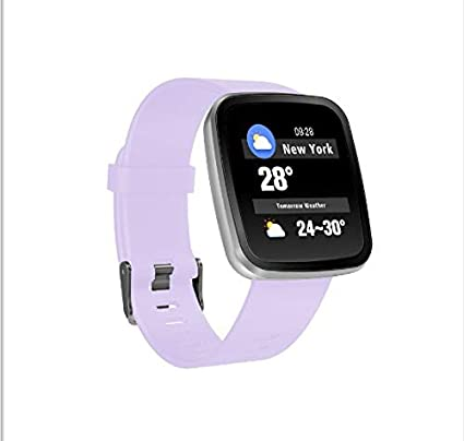 Amazon.com: FridCy V6 Fitness Pulsera Color Waterproof Smart ...