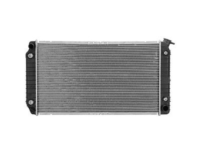 MAPM Premium Quality RADIATOR; V6; WITH ENGINE OIL COOLER; WITH LCI SENSOR by Make Auto Parts Manufacturing