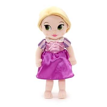 Disney Animators Muñeca Peluche Pequeño Rapunzel 32cm