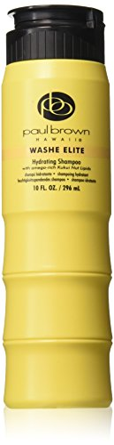 Paul Brown Washe Elite Shampoo,for Chemically Treated & Damaged Hair (10 (Elite Hair Products)